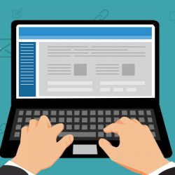 Website designing and development and online marketing of company